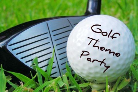 Permalink to: Идеи для вечеринки в стиле «гольф»