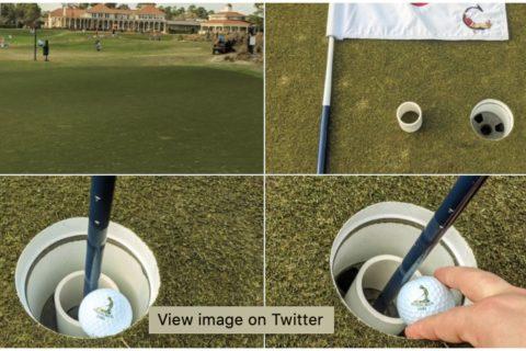 Permalink to: 10 удивительный новинок в гольфе в эпоху пандемии, внедренные с целью обезопасить гольфистов
