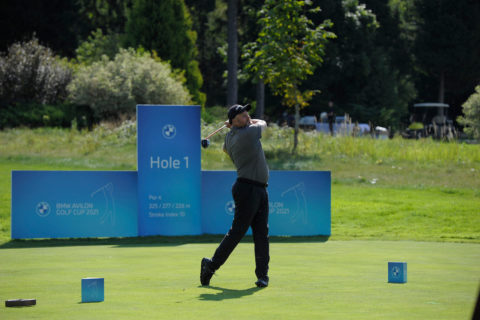 Permalink to: Гранд-финал BMW AVILON Golf Cup 2021